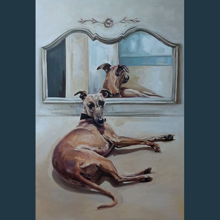 Reflection-whippet